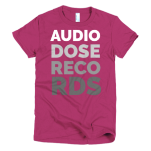 Audiodose Fade Women's Shirt